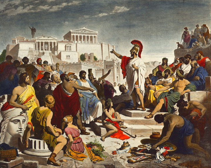 International Convention and the Peloponnesian War