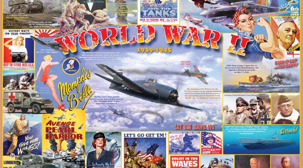World War II in a nut shell