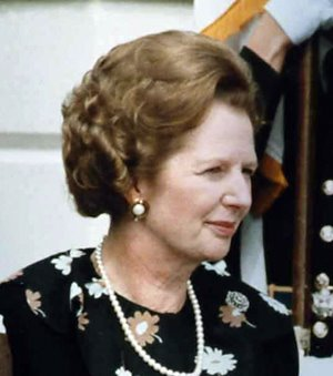 Margaret Thatcher on the General Election of 1983