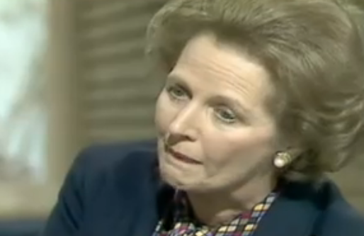 Margaret Thatcher on Military Victory in the Falklands
