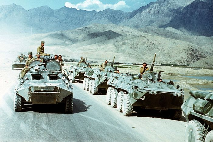 USSR WAR IN AFGHANISTAN 1979 – 1988 Part 1