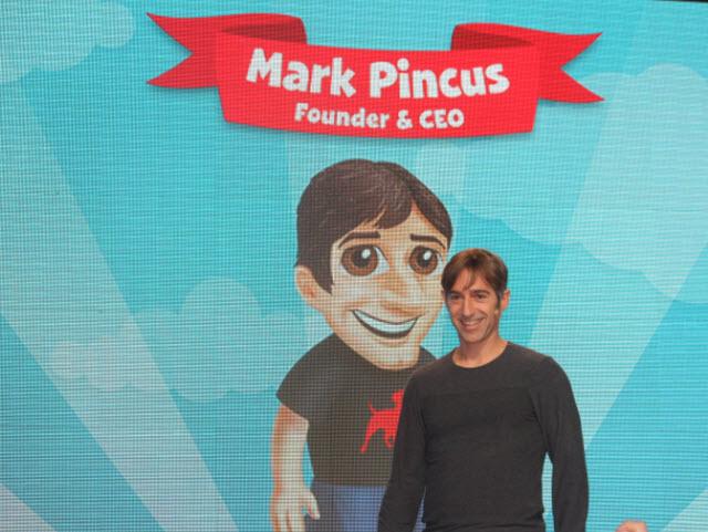 Zynga – VideoGame's CEO