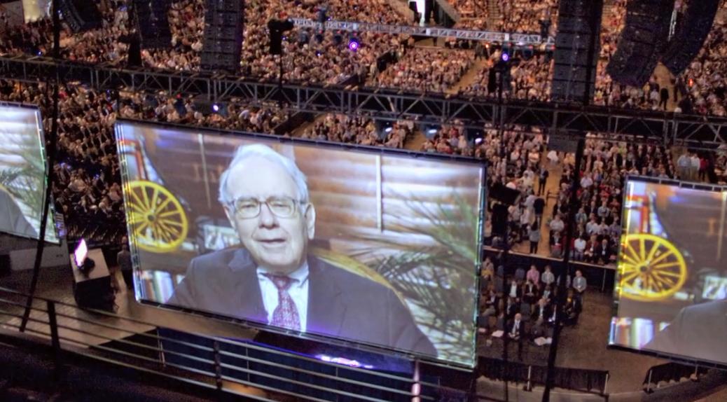 Buffet's Shareholder Meeting