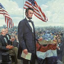 Gettysburg address famous event