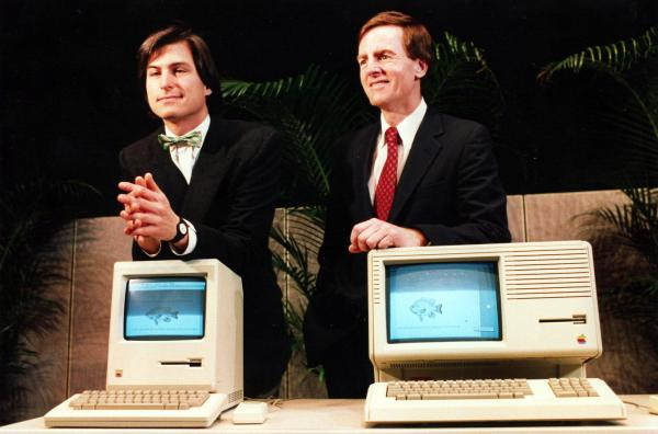 Steve Jobs Mike Scully