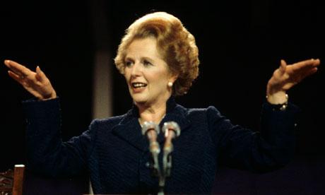 Margaret Thatcher Reform