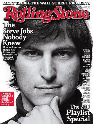 Steve Jobs Rolling Stones
