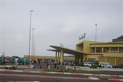 Kinshasha Airport