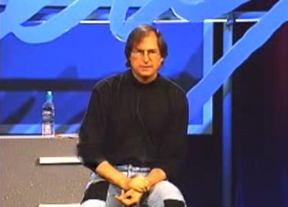 Steve Jobs 1997 Insult Response
