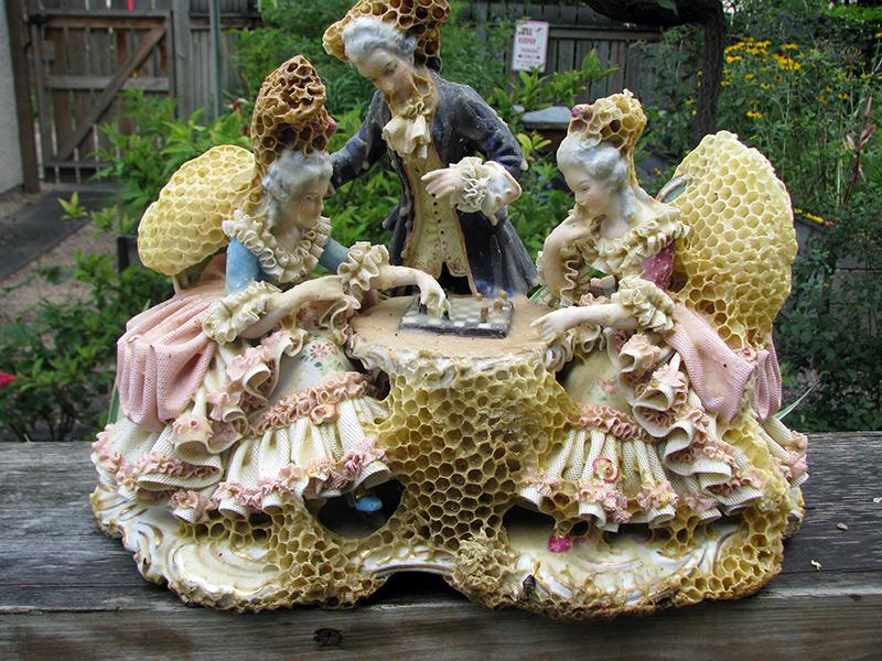 Aganetha Dyck Beekeeper