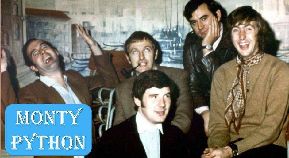 Monty Python's Flying Circus Original Cast