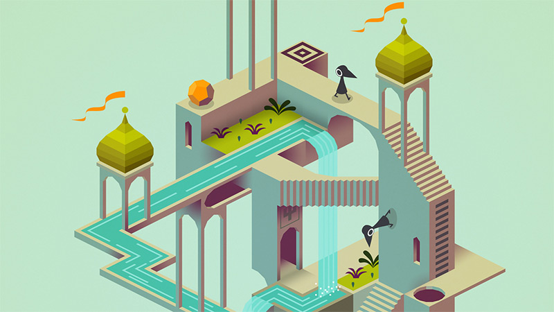 Monument Valley is highly engaging