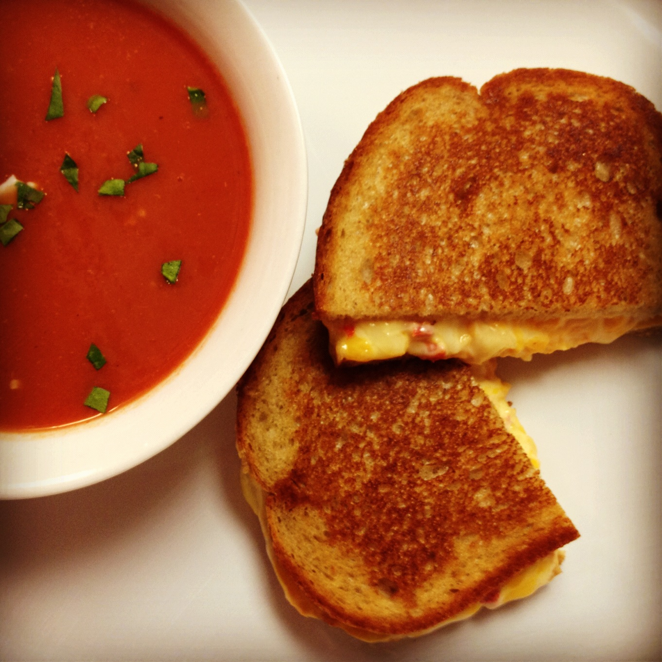 Grilled Cheese Sandwich is a Business Model