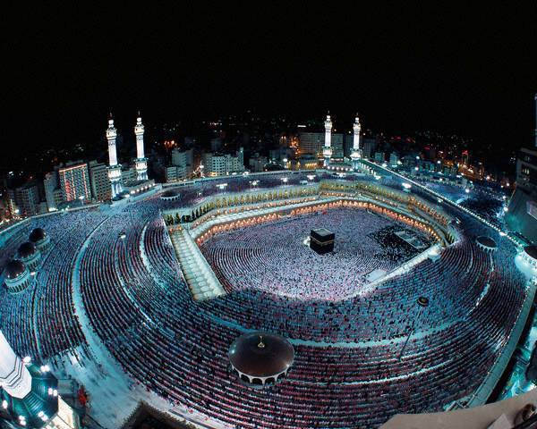 Kaaba Muslim