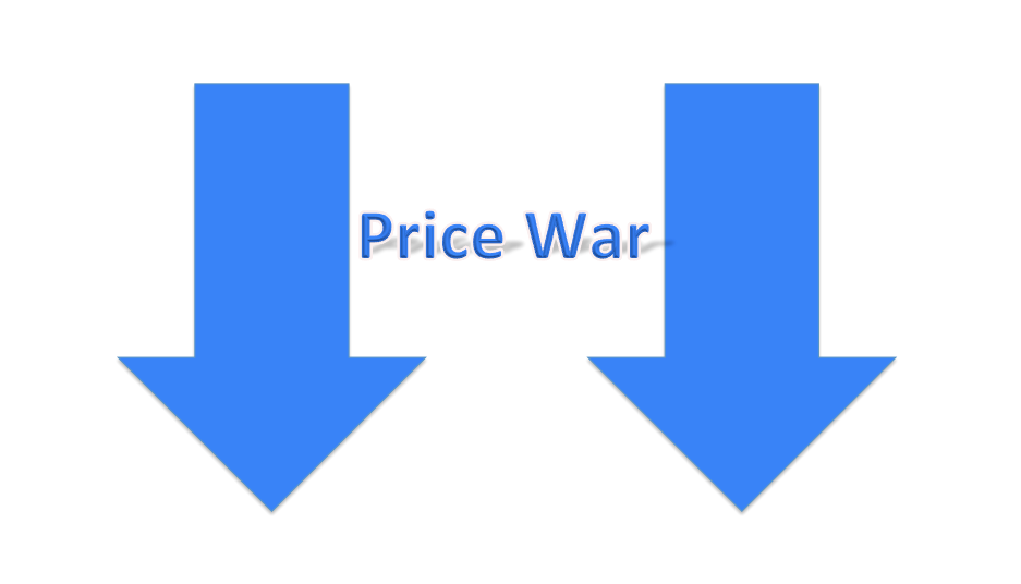 Price war on your hands