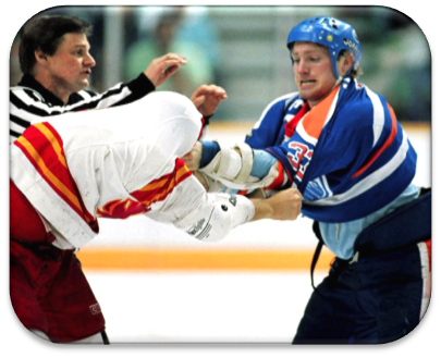 Ban on Fighting in the NHL