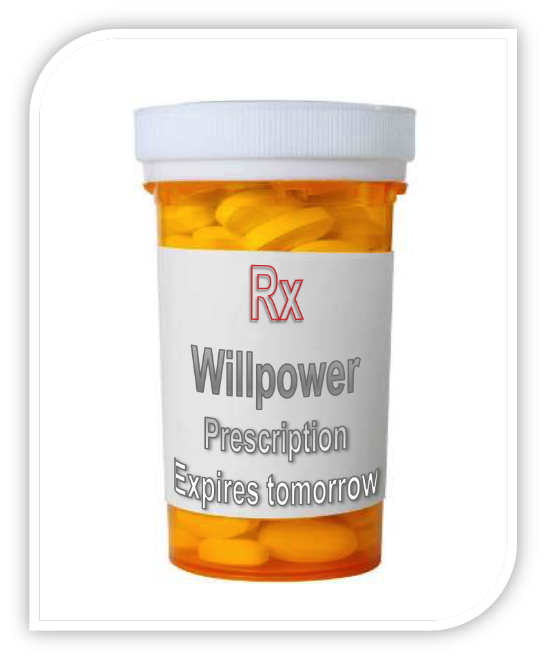 Rx-Willpower
