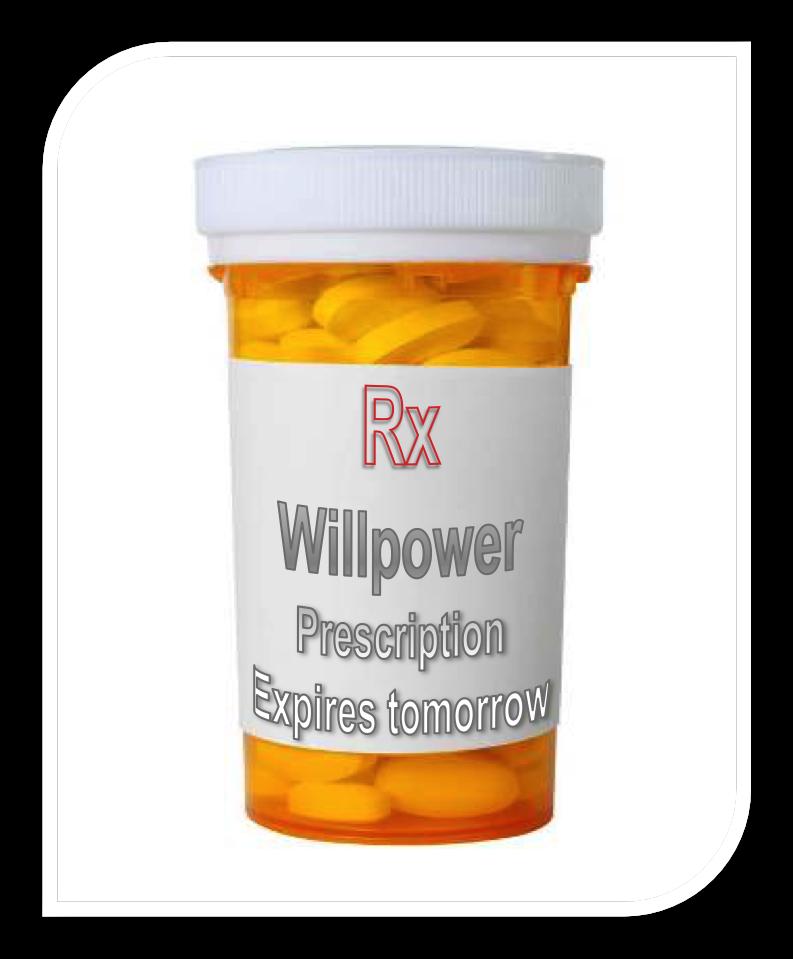 Rx-Willpower