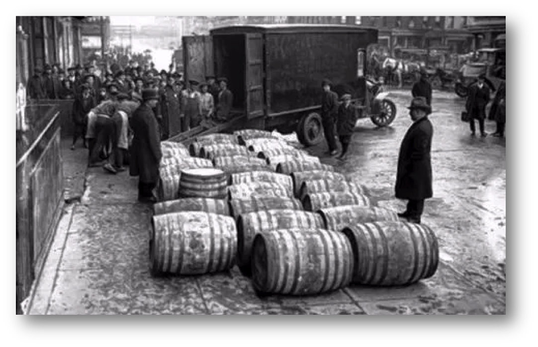 Prohibition Doesn't Work