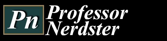 Professor Nerdster