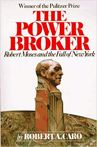 The Power Broker is a Pulitzer Prize Winner